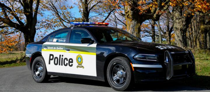 Trois personnes arrêtées pour introduction par effraction à Notre-Dame-des-Prairies