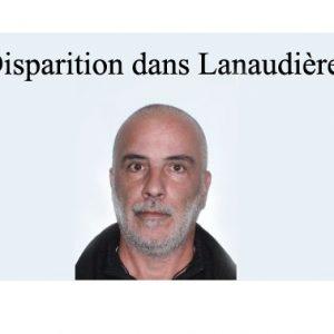 Disparition dans Lanaudière Didier Iralde