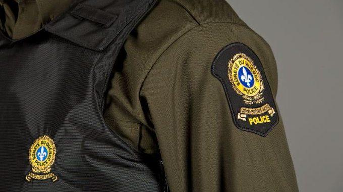 Poursuite policière à l'Épiphanie : deux arrestations