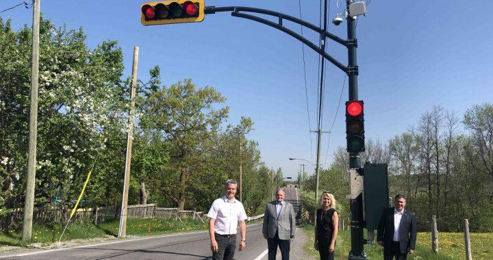 Pont Valiquette : de nouveaux feux de circulation pour améliorer la circulation