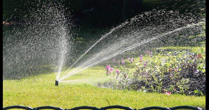 Politique d'utilisation de l'eau et périodes d'arrosage – Respect de la réglementation en vigueur