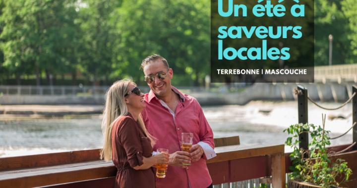 La MRC Les Moulins lance sa campagne de rayonnement local Un été à saveurs locales!