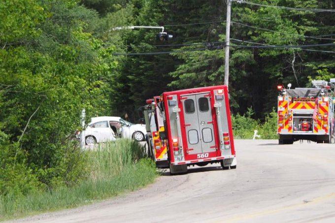 Accident mortel à Saint-Alphonse-de-Rodriguez