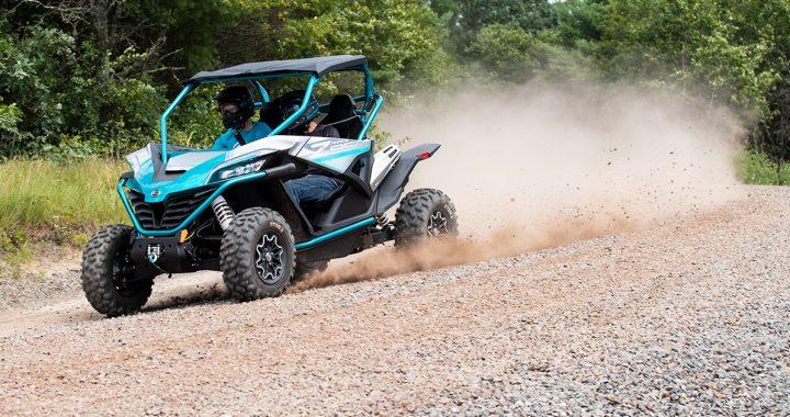 Partez à l'aventure dans Lanaudière avec le tout nouveau ZFORCE 950 SPORT 2021