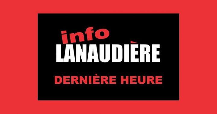 La GRC perquisitionne dans Lanaudière