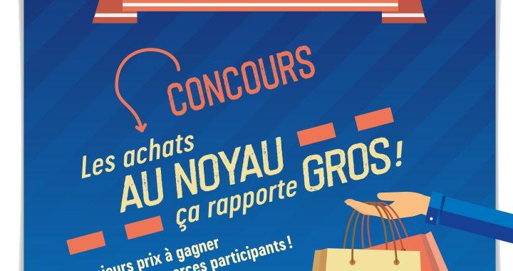 Mascouche lance le concours « Les achats au noyau, ça rapporte gros ! »