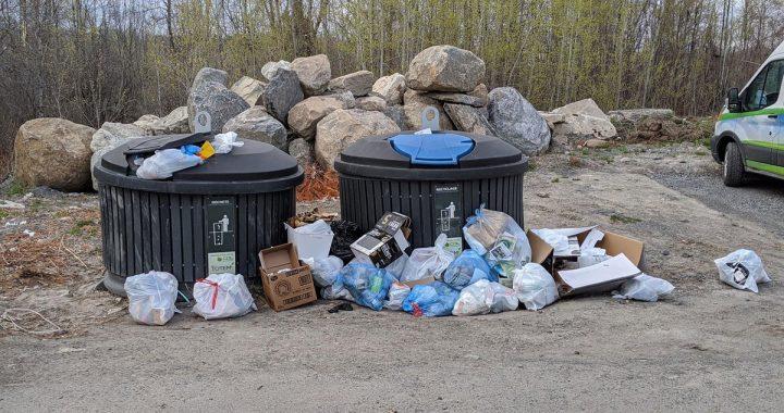 Sensibilisation aux problématiques de dépôts sauvages à Terrebonne