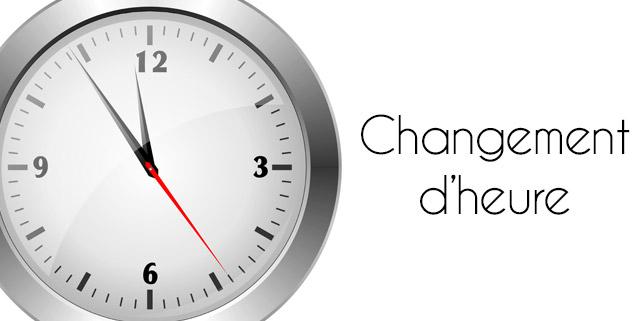 Changement d'heure : Le bon moment pour changer les piles de vos avertisseurs de fumée