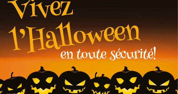 L'halloween en toute sécurité à Terrebonne