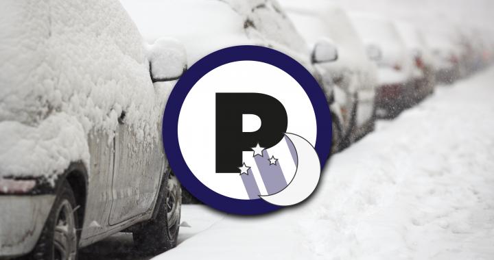 Le règlement sur le stationnement de nuit entrera en vigueur le 1er décembre