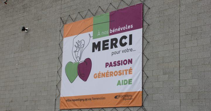 Les bénévoles repentignois à l'honneur dans une campagne mettant en lumière leur apport inestimable à la communauté