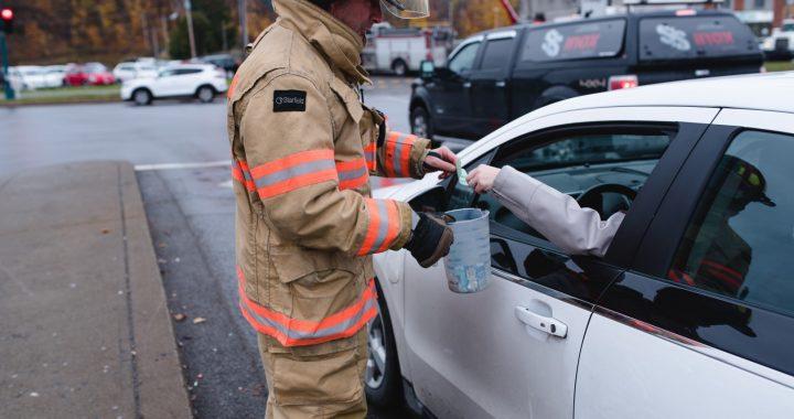 Ce samedi 7 novembre, soyons généreux pour la Botte des pompiers de Mascouche