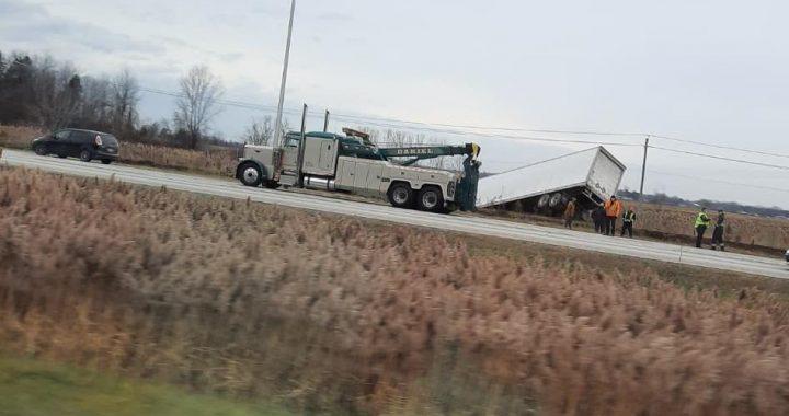 Autoroute 40 ouest: Une collision cause une congestion importante