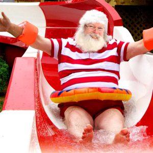 Horaire du Village du Père Noël - Dates et heures d'ouverture