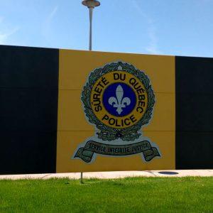 Police Sureté du Québec Lanaudière
